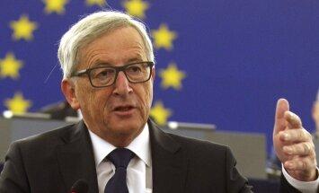 Юнкер предложил России укрепить торговое сотрудничество с ЕС