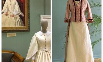Lielvircavas un Vilces muižās tūristi varēs apskatīt 19. gadsimta stila tērpus