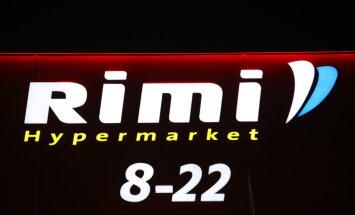 Шведские владельцы Rimi интересуется покупкой покинувшей Латвию литовской сети Iki