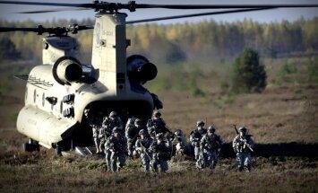 ASV ministrs: NATO aizstāvēs alianses dalībvalstis pret Krievijas agresiju