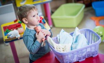 Puika spēlējas ar lellēm: norma vai kļūda audzināšanā