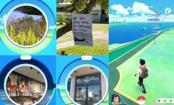 Безумие Pokemon GO: 19 самых странных мест, где можно встретить покемонов