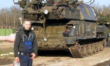 'Bellingcat' atrod foto ar 'Buk' pirms pārvešanas uz Ukrainu un MH17 notriekšanas
