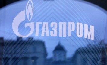 'Gazprom' pārtrauc gāzes piegādes Ukrainai