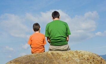 Lai nepazaudētu bērnu: ieteikumi un atgādinājums vecākiem