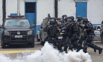 В Бразилии арестованы подозреваемые в подготовке терактов