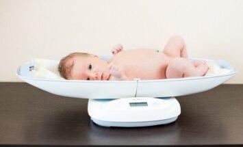 Mazulis ir piedzimis – ko vizītēs līdz pusgada vecumam darīs ārsts