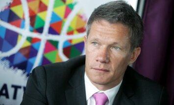 'Eurobasket 2015' jābūt veiksmes stāstam. Saruna ar Edgaru Šnepu