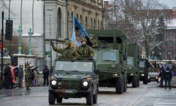 Власти Эстонии разрабатывают план действий на случай военного нападения