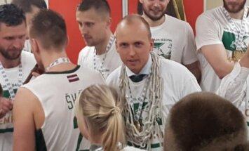 'Valmiera'/ORDO ģenerālmenedžeris Bērziņš atkāpjas no amata