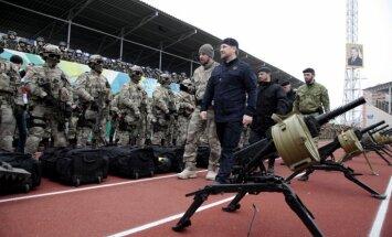 Кадыров сообщил о возвращении из Сирии в Чечню военной полиции