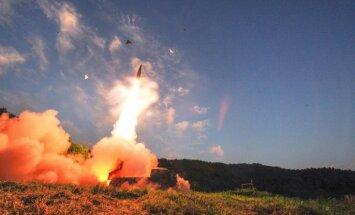США и Южная Корея возобновили отложенные военные учения