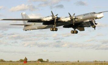 Habarovskas novadā avarējis stratēģiskais bumbvedējs Tu-95