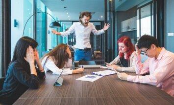 Toksiskais narciss darbā – ieteikumi vieglākai ikdienai ar šādu kolēģi