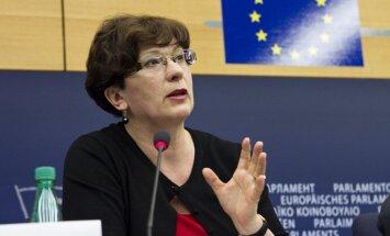 Notikumu attīstība Moldovā ir ne mazāk svarīga par Ukrainā notiekošo, uzsver Kalniete