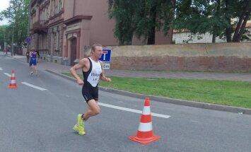 Viktors Vovrushko, triatlons