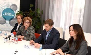 Konkurences padome pērn piemērojusi 1,66 miljonu eiro sodus