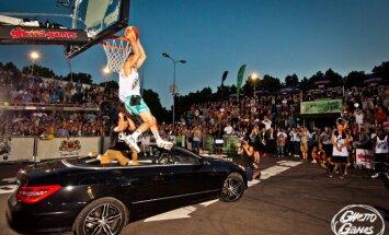 В Риге прошел грандиозный конкурс Slam Dunk (ФОТО, ВИДЕО)