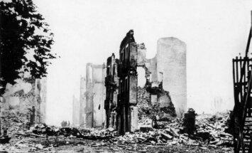 Barbarisko Alepo bombardēšanu britu eksministrs pielīdzina nacistu uzlidojumam Gernikai