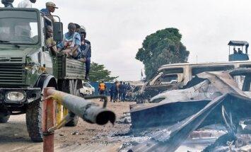 Kristiešu sekta Kongo DR uzbrūk cietumam un atbrīvo ieslodzītos