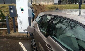 Сеть быстрых заправок для электромобилей обойдется в 7,84 млн евро