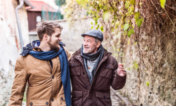 10 ieteikumi, kā piegušajam dēlam pavadīt laiku kopā ar tēvu