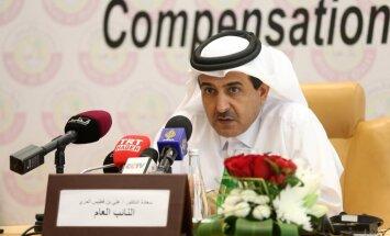 Katara centīsies panākt kompensāciju par arābu valstu blokādes nodarīto kaitējumu