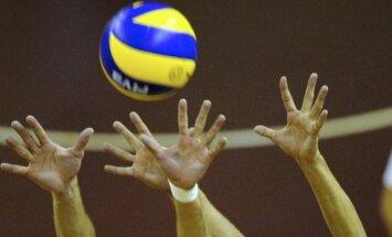 Latvijas vīriešu volejbola izlase zaudē cerības kvalificēties Eiropas čempionātam