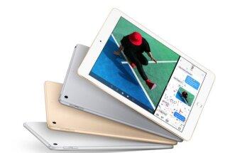 Foto: 'Apple' nāk klajā ar lētāku 'iPad' un sarkanu 'iPhone'