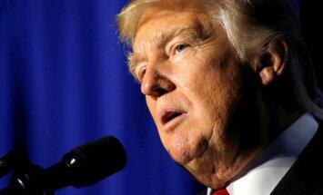 Tramps plānojot ievērojami samazināt ASV lomu ANO