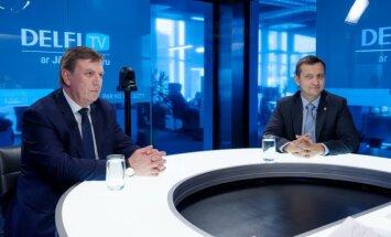 Гобземс: мы попросим СЗК делегировать на переговоры Кучинскиса и Краузе