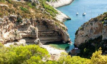 Nosauktas Eiropas labākās pludmales – pirmajā vietā gleznaina Horvātijas sala