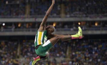 Riodežaneiro vasaras olimpisko spēļu rezultāti tāllēkšanā vīriešiem (13.08.2016)