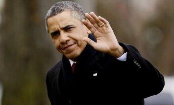Ziemeļkorejas video rāda degošu Obamu