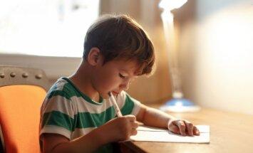 Kā motivēt bērnu mācīties ar prieku