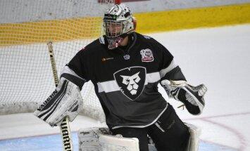 'Rīgas' hokejisti MHL čempionātā piedzīvo zaudējumu pēcspēles metienos