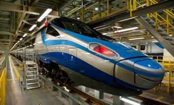 Francijas transporta gigants 'Alstom' plāno iesaistīties 'Rail Baltica II' projektā