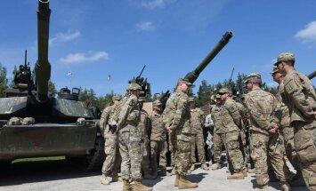 Matiss: Ja NATO valstis nepalielinās aizsardzības izdevumus, ASV ierobežos savas saistības