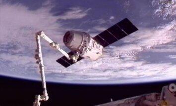 Pēdējā brīdī 'SpaceX' atliek nesējraķetes startu