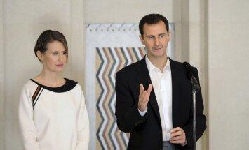 Во время теракта в Дамаске убит телохранитель жены Асада