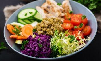 Noderīgi virtuves padomi tiem, kuri sporto vai vēlas zaudēt liekos kilogramus