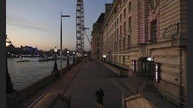 ВИДЕО: в Лондоне