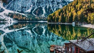 Kā no pasaku grāmatām: neticami skaistas vietas visā pasaulē