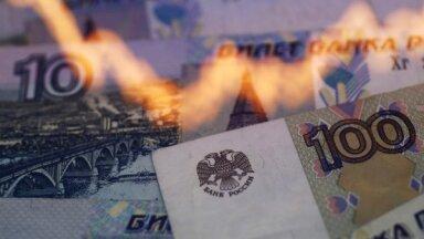 Krievija atkal paaugstina procentlikmi