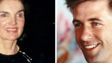 Vēstures noslēpumi: Žaklīnai Kenedijai bijis randiņš ar jauniņo Aleku Boldvinu