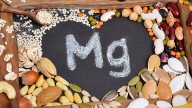 Pazīmes, kas liecina – organismam varētu trūkt magnija