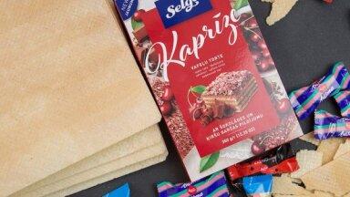 'Orkla Latvija' investē 0,8 miljonus eiro jaunas vafeļu cepšanas krāsns iegādē