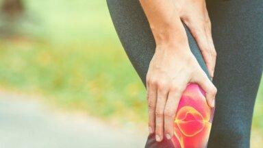 Septiņas dzīvesveida kļūdas, kas rada sāpes ceļu locītavās