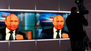 Kremlis ievērojami pielej degvielu propagandas mašīnai