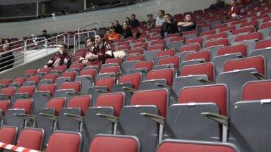 KHL nolemj atcelt Rīgā plānoto Zvaigžņu spēli
